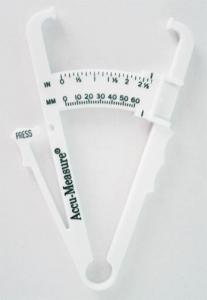 plicometria plicometro grasso corporeo foto2