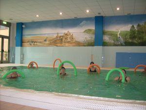 acquagym benefici ginnastica in acqua foto2