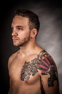 rimozione del tatuaggio foto1